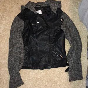 Xhilaration Jackets & Coats - Leather jacket